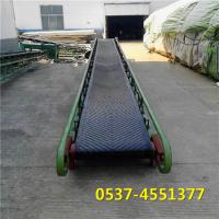 煤场运输进料皮带机 移动式爬坡运输带 兴亚矿用功能输送机