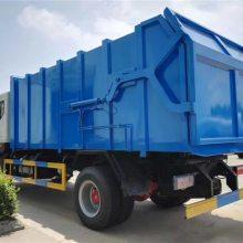 厂家直销东风D9对接式垃圾车多少钱