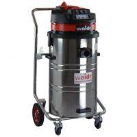 车间清理大量污水残渣大功率吸尘器 威德尔WX-3078BA