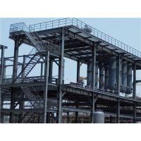 钢结构平台设计加工公司-三维钢构