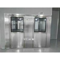 WOL供应东莞佛山广州双人双吹风淋室定制批发