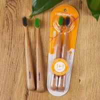 江苏牙刷厂家推出新品牙刷HT-403柔软甜橙派 全新感受 欢迎各地厂家联系洽谈