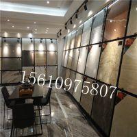 方孔板铁挂钩 瓷砖样品展厅展示架 合肥市800 6010地砖展示墙