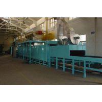惠州鞋材网带式定型机 鞋材定型网带式热处理设备厂