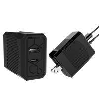 新款36W快充Type-c充电器 PD5V3.1A充电头 手机电源适配器usb接口