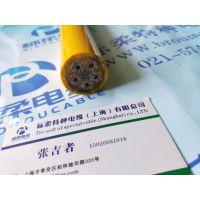 聚氨酯垃圾吊双层卷筒电缆