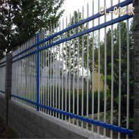 锌钢护栏栏杆栅栏围墙围栏热镀锌院墙防护栏