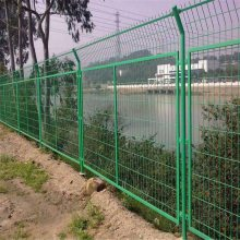 张家界1.5米、1.8米高框架护栏网——浸塑围栏网厂家常年加工【速来抢购】