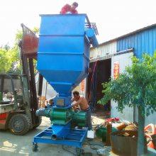 水泥灰上料用气力输送机 兴运锯末粉无尘气力输送机