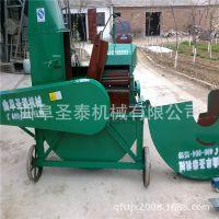 青海高效大型铡草机 新款养殖业青贮铡草机质保一年