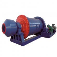 国邦供应球磨机 格子型选矿球磨机 干湿两用矿石磨粉设备