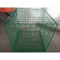 东卓浸塑电焊石笼网 景观石笼网 锌铝合金焊接