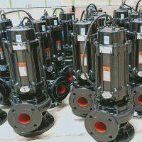 qw型潜污泵80WQ45-12-3无堵塞式排污泵