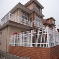 铝合金护栏铁艺围栏阳台栏杆 矮墙栅栏 小区庭院护栏