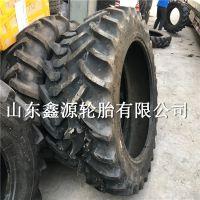 供应前进R-1S加密人字花纹农用拖拉机轮胎12.4-36