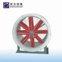厂家讲述玻璃钢轴流风机对比一般风机的优势
