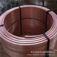 专业生产紫铜盘管 蚊香型盘圆管 制冷配件 空调专用可定制