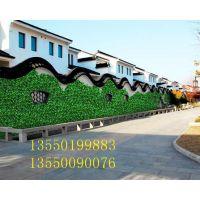雕塑造型厂家制作出售各类仿真绿雕植物墙体雕塑