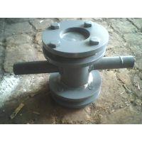 丝扣水流指示器法兰水流指示器焊接水流指示器叶轮视镜