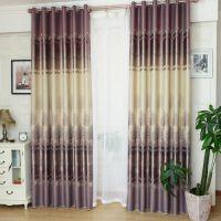 成都订做窗帘 窗帘设计 7克拉窗内风景独好,尽显时尚优雅
