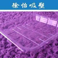 徐怡塑业热销一次性托盘透明PVC塑料盒水果保鲜盒厂家直销