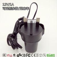 英规BS认证9V2A保暖垫电源适配器充电器Borasen厂家直销