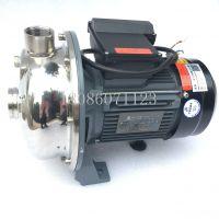 沃德CPS-05-120不锈钢离心泵 耐轻腐蚀性泵 0.37KW冷洗碗机泵