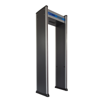 维和时代六区位SD-600型电子厂车站金属探测安检门