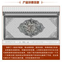 秦皇岛文化砖雕江苏青砖砌块景区古建砖雕模具