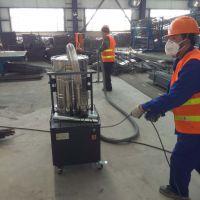 车间用工业吸尘设备 吸铁屑滤渣用工业吸尘器威德尔移动式吸尘器