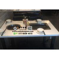 天津烤涮一体桌厂家 涮烤一体桌批发 购买烤涮一体桌