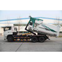森源车厢可卸式垃圾车(25吨,13方)国五标准,请咨询13569998259