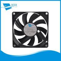 厂家批发大风量低噪音显卡用8015直流散热风扇80*80*15风扇