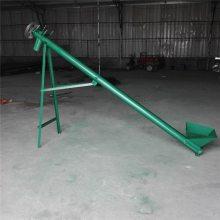 螺旋输送水泥机 倾斜螺旋送料机 建筑机械厂家直销