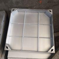 耀恒 扬州特价供应 304不锈钢装饰井盖 不锈钢方形井盖 加工