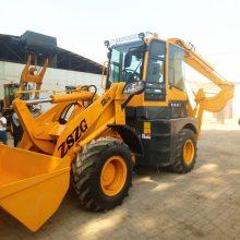 两头忙厂家挖掘机械 机械设备挖掘装载机价格表山东厂家直销