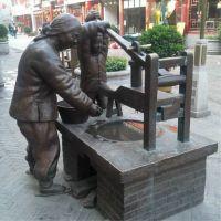 黑龙江省大型人物雕塑价格/大型人物雕塑厂家