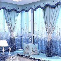 资阳棉麻窗帘|资阳飘窗窗帘|7克拉窗帘褶皱花样百出