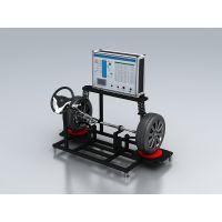 纯电动汽车助力转向系统实训台