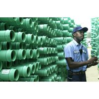 潍坊 低压埋地排污、排水用PVC-UH管材110mm-1200mm