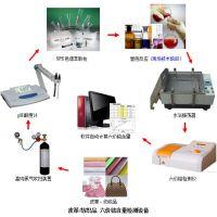 甲醛浓度测试仪(皮革、毛皮检测)--德骏仪器