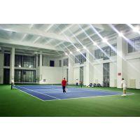 网球场照明室内网球场灯光应该怎样布置室内网球场不刺眼灯光网球场专用灯