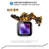 河南郑州高新区高清网络监控方案设计