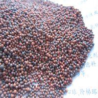 供应宏达陶粒滤料,表面光洁,强度高,耐酸碱侵透率好