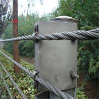 绳索护栏、三股七芯缆索护栏防撞栏生产厂家 规格齐全 欢迎订购