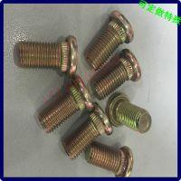 滚花杆螺丝钉 滚花杆台阶压铆螺丝钉 M34567891012