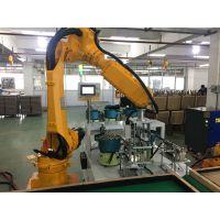 新力光木制品打螺丝工业机器人自行研发 专利项目