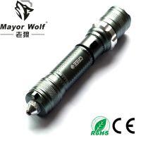 供应厂家批发 户外照明手电防身led车载手电筒安全锤