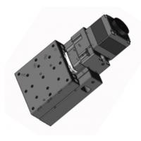 供应 60*60MM台面 X轴电动位移台 PG6030-30HGJY