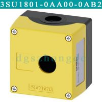 3SU1801-0AA00-0AB2西门子3SU18010AA000AB2黄色1位空按钮盒
